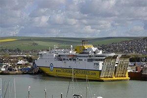 Whistleblower's terrorism fears over Newhaven ferry security