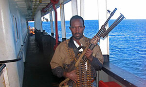Somali Pirates…is the Chaos Returning?