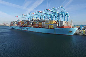 Maersk Says June Cyberattack Will Cost It up to $300 Million