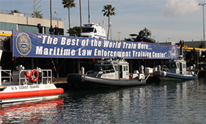 Port of Los Angeles - Maritime Law Enforcement Training Center (MLETC)