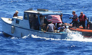 Cuban Maritime Migration Slows to a Trickle