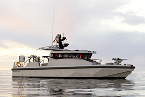 Metal Shark Wins U.S. Navy PB(X) Patrol Boat Contract