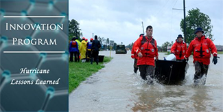 Innovation Program Seeks Hurricane Lessons Learned from Coast Guard Responders