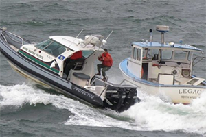The state wants to buy a new Marine Patrol boat to beef up port security