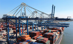 Coordination Key to Port Security
