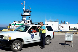 Focus on Manatee: Port Manatee Enhances Security While Facilitating Record Commerce