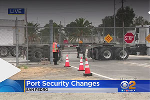 Port Of LA Ups Security In Response To Crane-Climber Fiasco