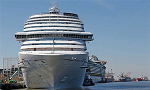 Galveston Port Explores Drone-Detection Technology for Cruise Terminals