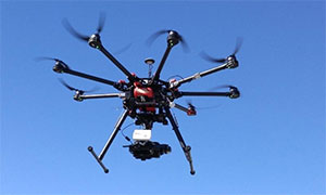 Unmanned Aircraft Systems: Eyes in the sky